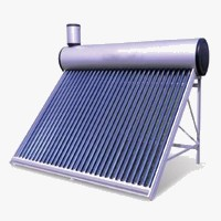 Grant of up to €400 available for purchase of solar heaters
