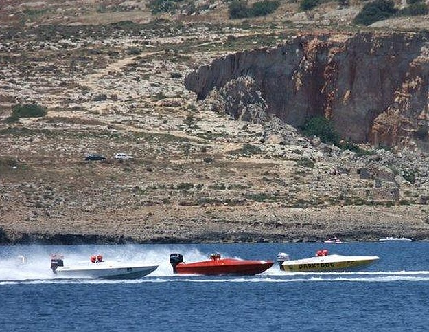 'Masters of the Sea' powerboat event next weekend