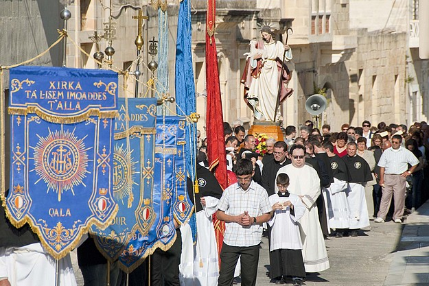 48th congress of The Holy Name Society held in Qala
