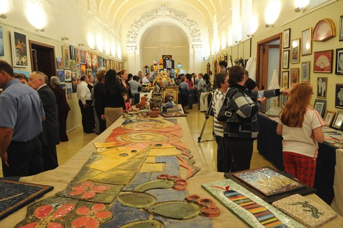 The Gozo Centre for Arts & Crafts annual school exhibition