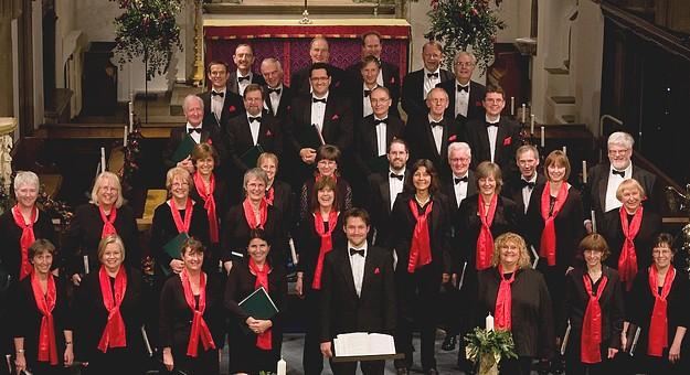 Gaulitanus Choir and Wooburn Singers in Lejlet Lapsi