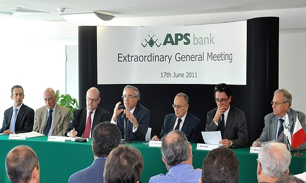APS Bank announces a €42 million increase in share capital