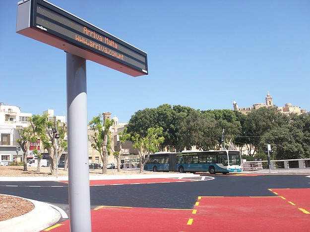 Arriva announces details on route changes for Gozo & Malta