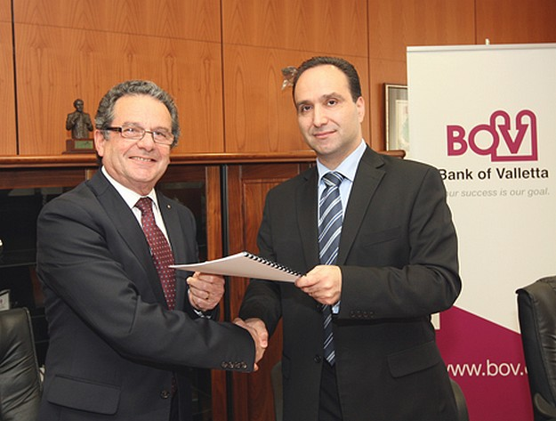 BOV signs 3 year agreement with Gozo Business Chamber