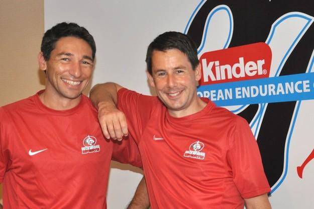 The 27x3 Kinder European Endurance Challenge 2011