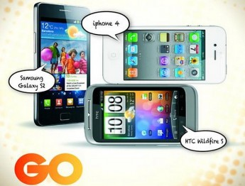 GO Malta now offers Samsung, Galax and HTC smartphones