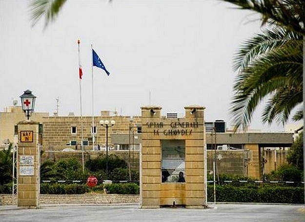Gozo Hospital's hazardous waste disposal being questioned