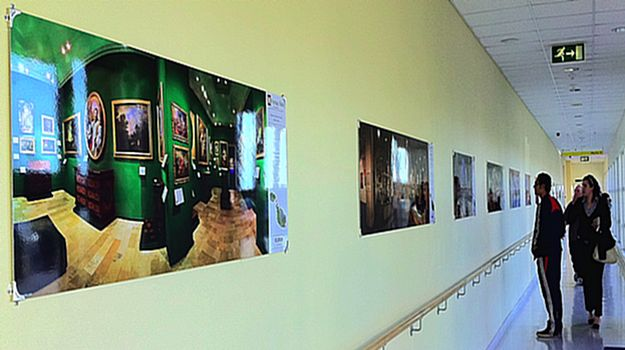 Heritage Malta photographic exhibition at Mater Dei hospital