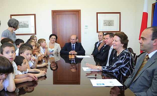 Gozo Ministry & Nature Trust sign Eco-Schools agreement