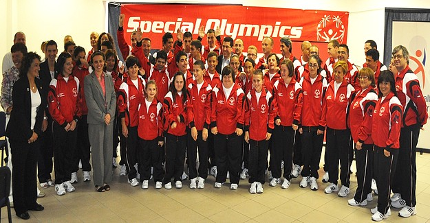 Special Olympics team selected for World Summer Games