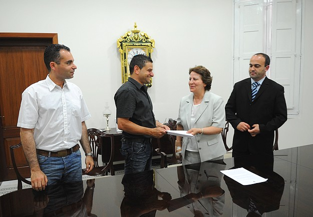 Ministry for Gozo supports new sports facilities in Xewkija