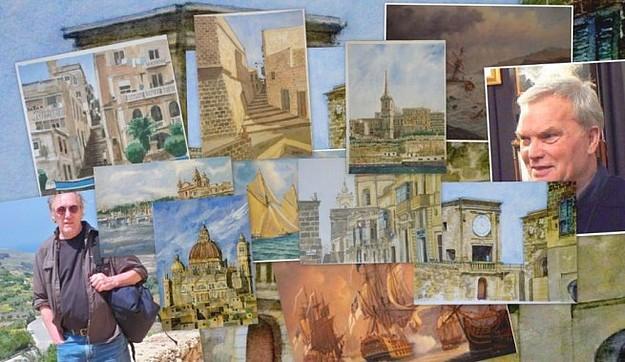 'Canadians Celebrate Gozo' art exhibition at Circolo Gozitano