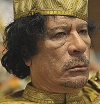 Maltese Governement to strip Gaddafi of his honours