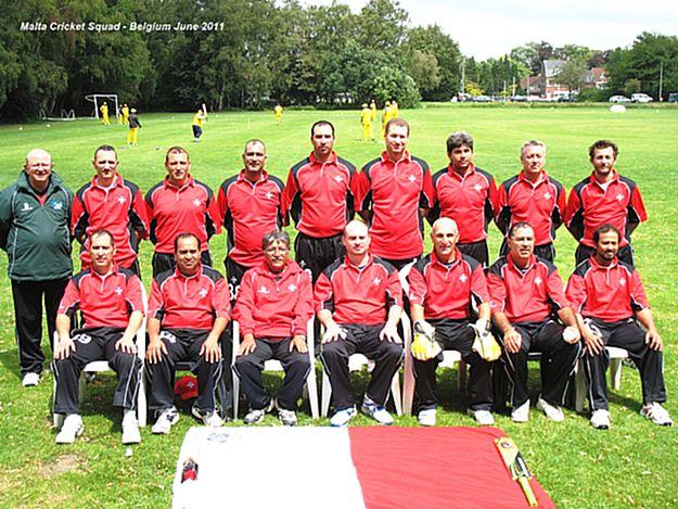 ICC European Division 2 Championship -  Belgium 2011