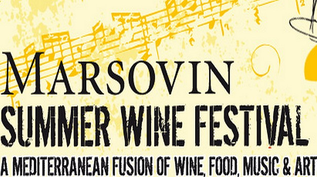 Third Edition of the Marsovin Summer Wine Festival in Gozo