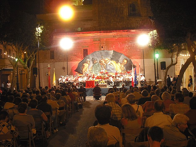 'Big Band Spectacular' by the Mnarja Band of Nadur