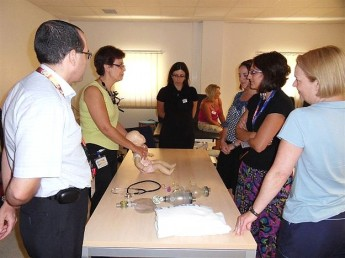 Mater Dei training courses in acute life support in obstetrics