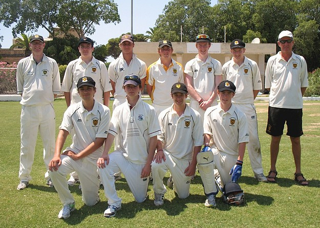 Marsa's cricket weekend with Stockport G.S.& Leyland C.C