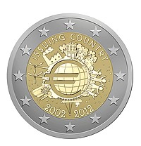 Winning design announced of the new 2-euro coin