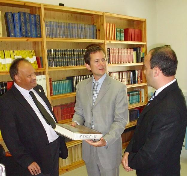 Wistin Camilleri Gozo Centre library relocates to larger area