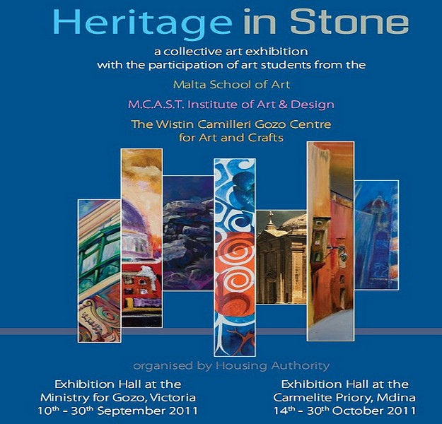 'Heritage in Stone' art exhibition to be held in Victoria