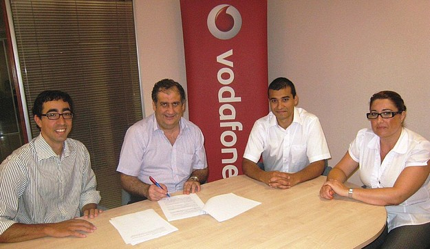 Vodafone and MAM join up in a business partnership