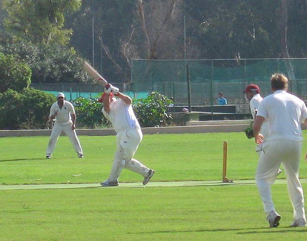 Krishna C.C. beat Melita C.C. in the Cricket Summer League