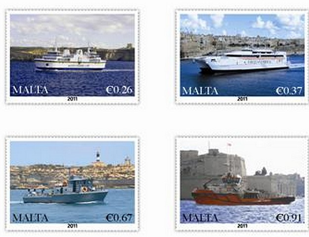 'Maritime Malta' special stamp set to be issued by MaltaPost