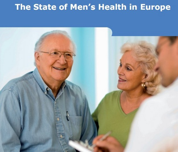 EC report provides valuable evidence base on men's health