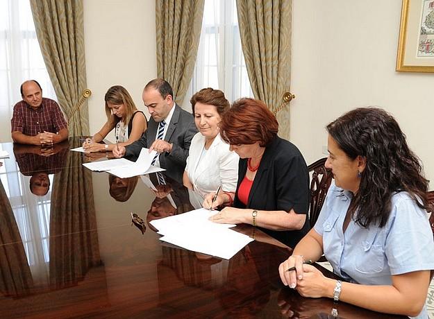 Protocol signed between Gozo Ministry & Agenzija Appogg