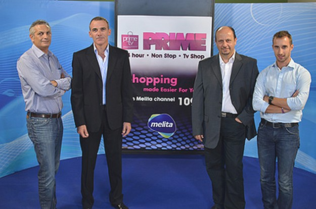 Malta's new Prime TV Shopping channel launched on Melita