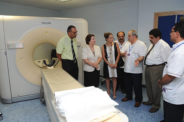 650 CT scans carried out at the radiology dept in Gozo