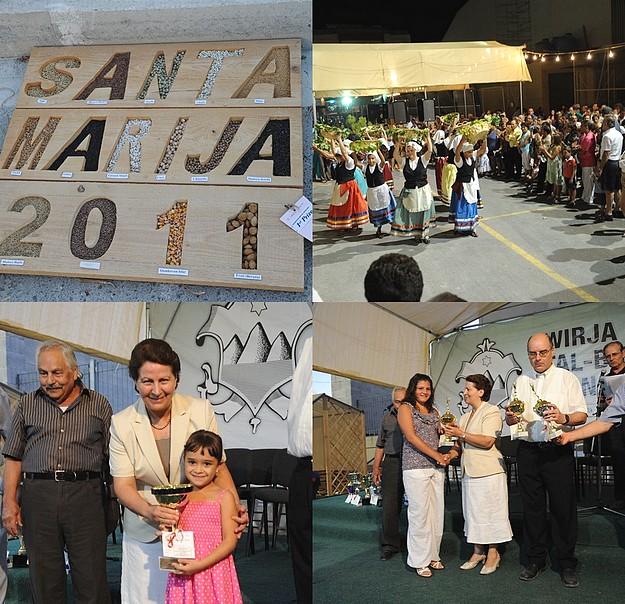 A busy Santa Marija long weekend taking place in Gozo
