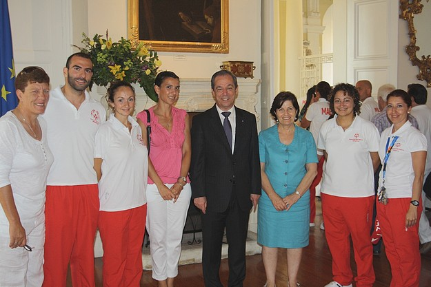 The Special Olympics Team Malta shares its success