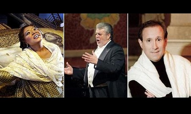 Aurora Theatre announces the three leading roles for Tosca