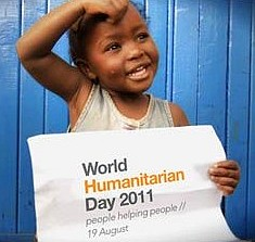 World Humanitarian Day Honours people who help people