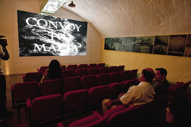 Auditorium at Lascaris War-Rooms in Valletta inaugurated