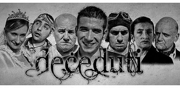 Maltese TV show 'Deceduti' at the Astra Theatre in Victoria