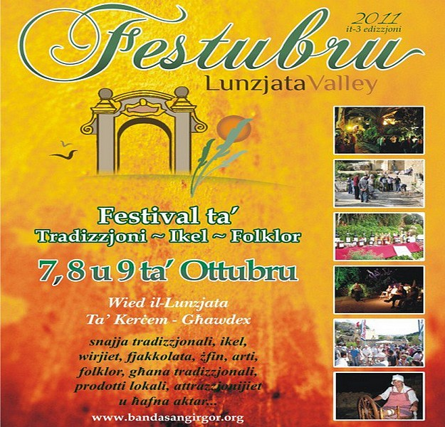 Festubru 2011 - Tradition, food & folklore at Lunzjata Valley