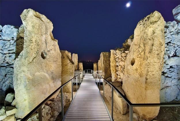 Vodafone helps Heritage Malta preserve Ggantija Temples