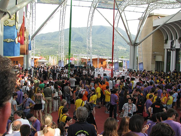 The Giffoni Film Festival 2011 experienced by local students