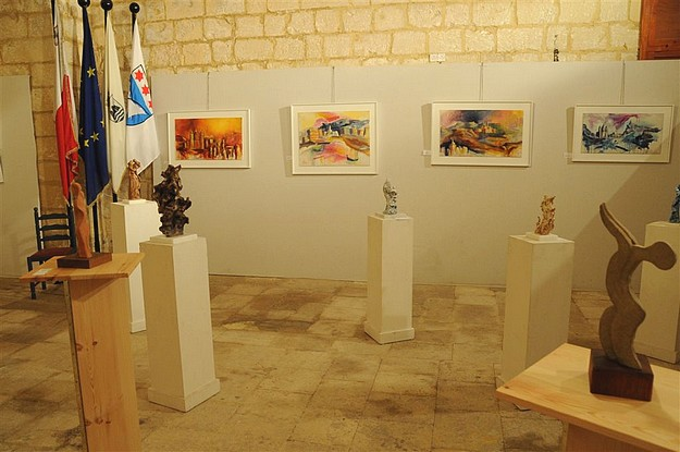 Fifth edition of the annual Gozo Arts Show inaugurated