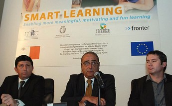 Government invests €8.6m in an eLearning Solution