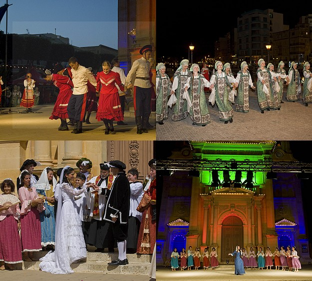 7th Qala International Folk Festival attracts large crowds