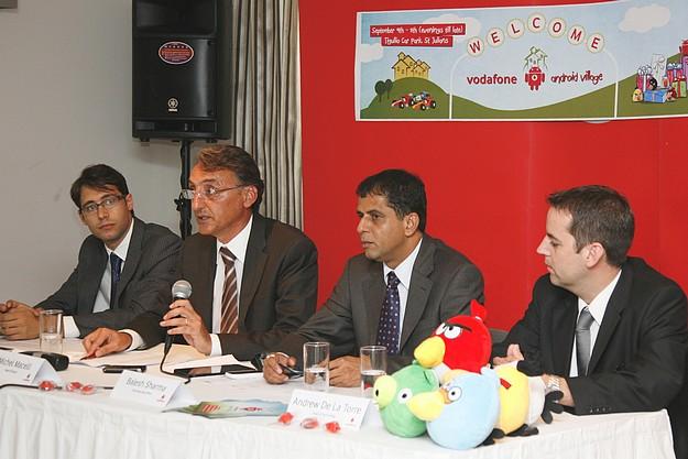 Vodafone Malta's €11 million investment in customer service