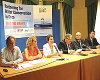 $800,000 grant for eco-Gozo water conservation project