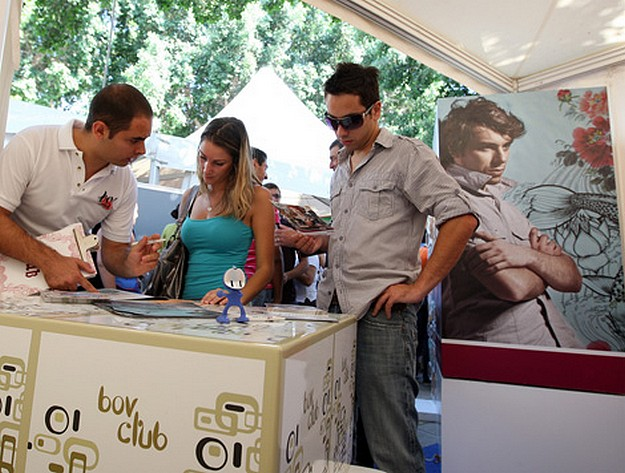 BOV Club on Campus and MCAST during freshers week