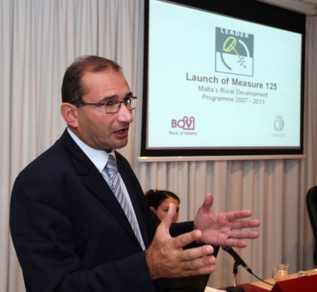 Agriculture Measure 125 launched at Bank of Valletta