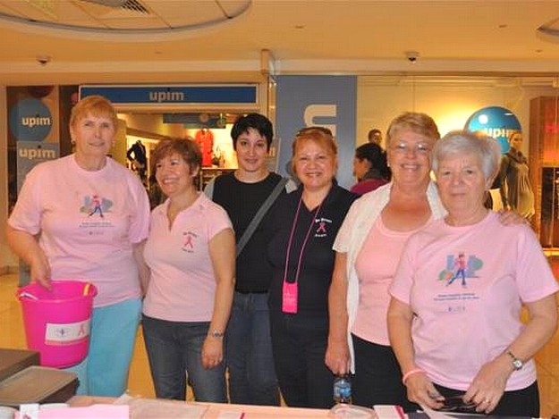 Breast Awareness Event at The Duke complex in Gozo