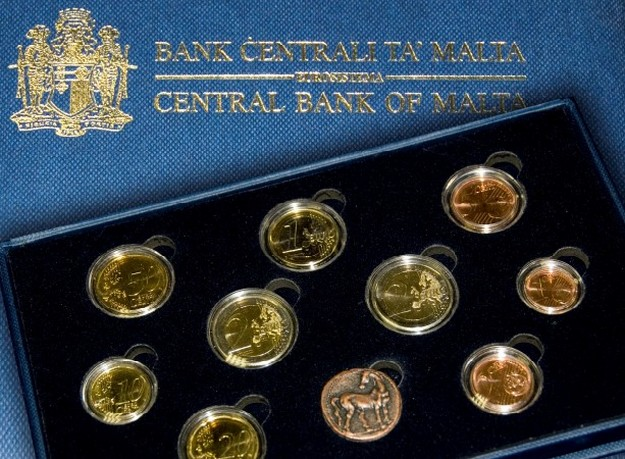 Central Bank of Malta issues new euro coin set dated 2011